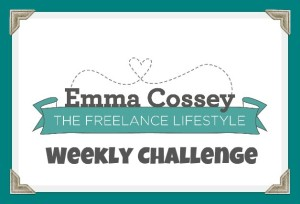 freelance lifestyle weekly challenge