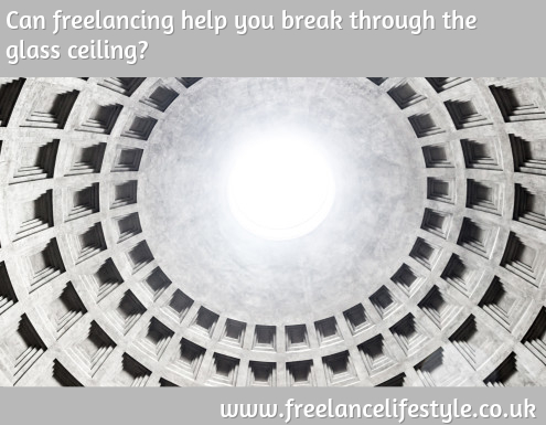 glass ceiling freelance