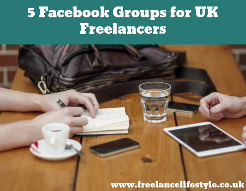 Facebook groups for UK Freelancers
