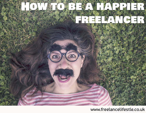 happier freelancer