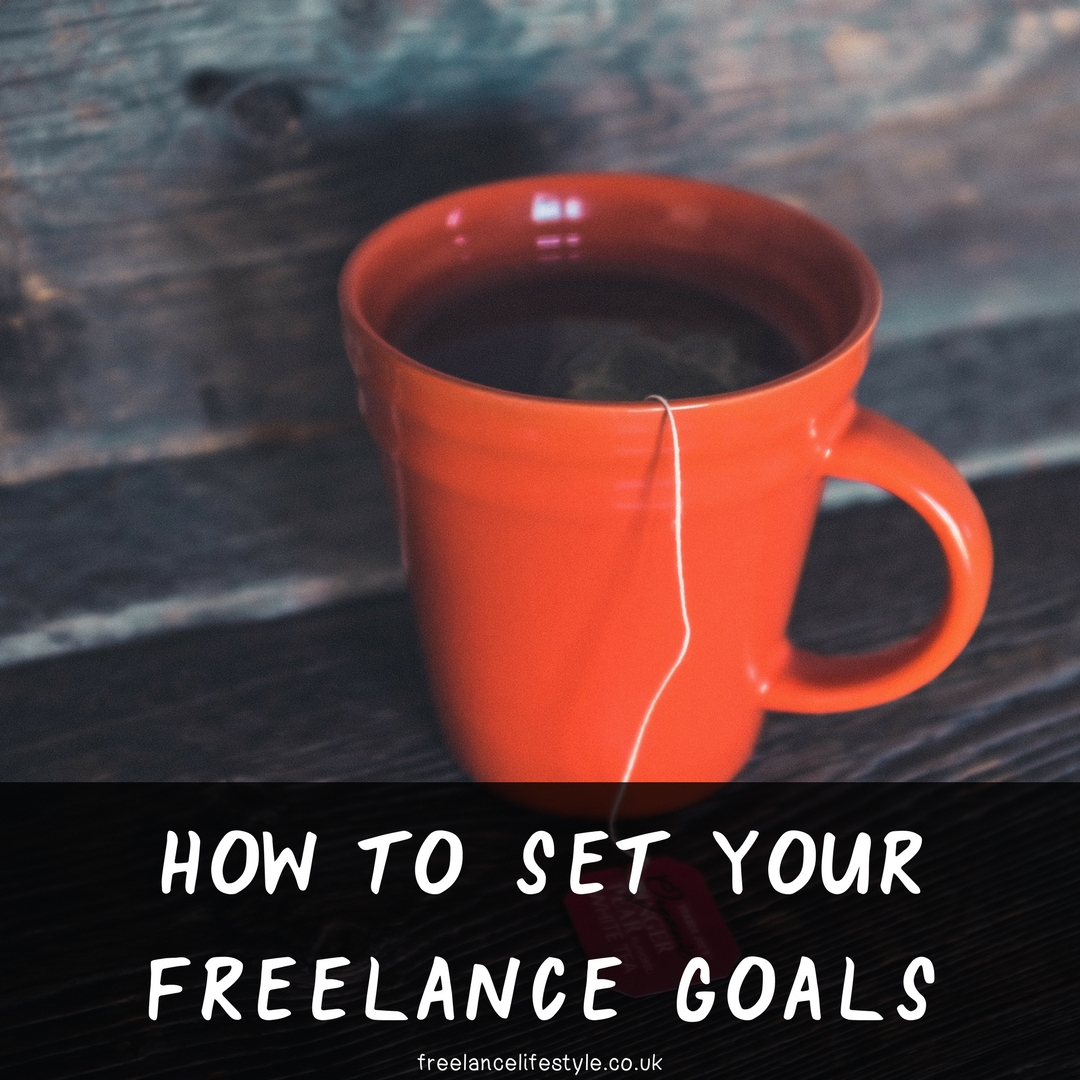 freelance goals