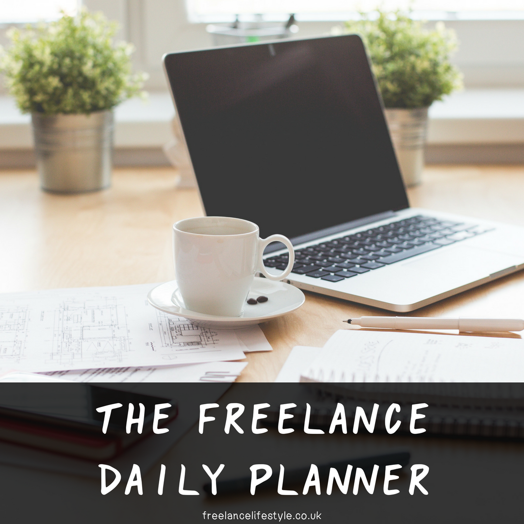 freelance daily planner