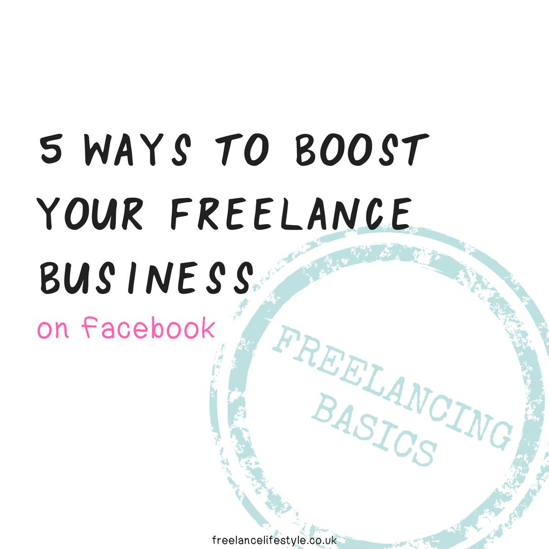 facebook freelance