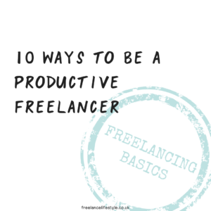 freelance productivity