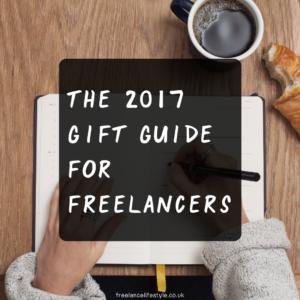 2017 freelance gift guide
