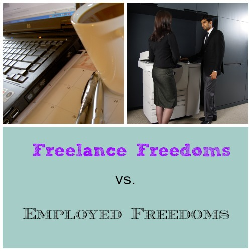 Freelance and employment freedoms