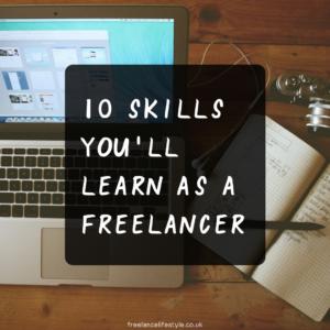 freelance skills