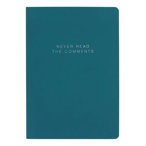 Comments Notebook