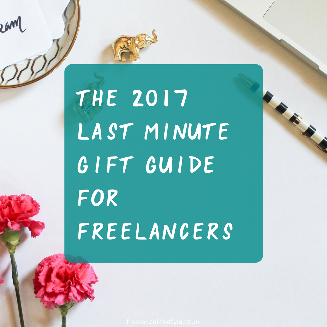 gift guides for freelancers