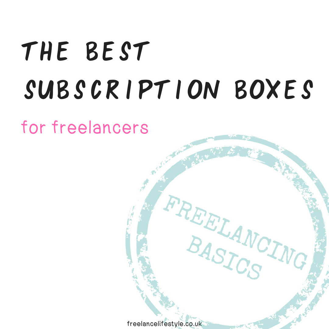subscription boxes for freelancers